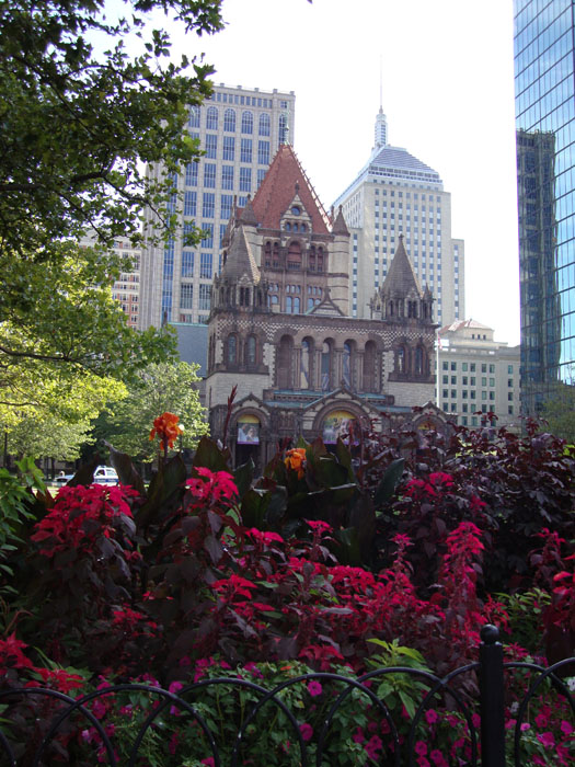 Trinity Church, Copley Square