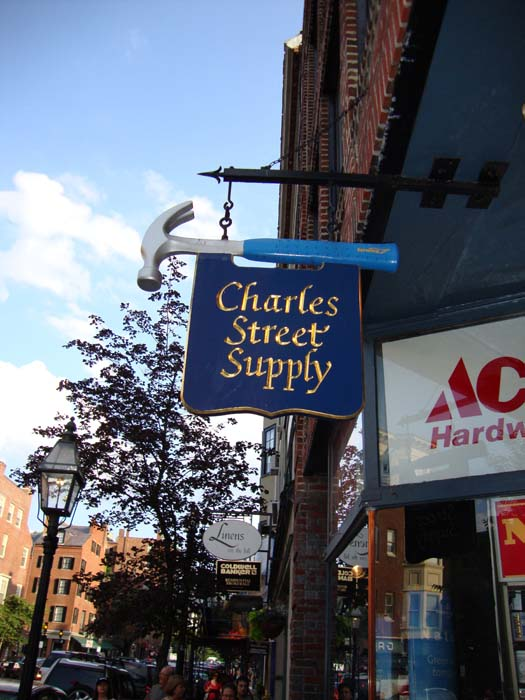 Beacon Hill Charles Street Supply