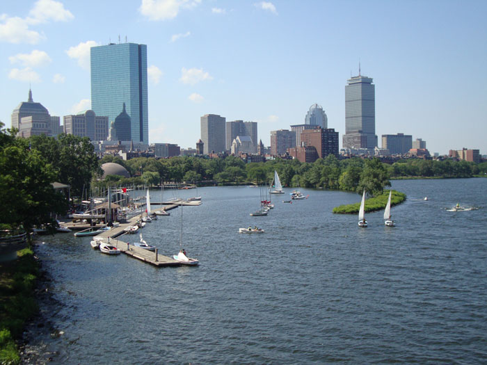 Charles River River