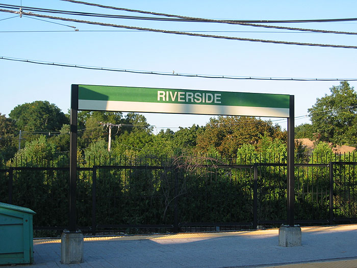 MBTA Green Line Riverside