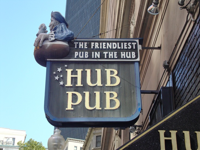 Pubs and Restaurants Downtown Hub Pub, Province St.