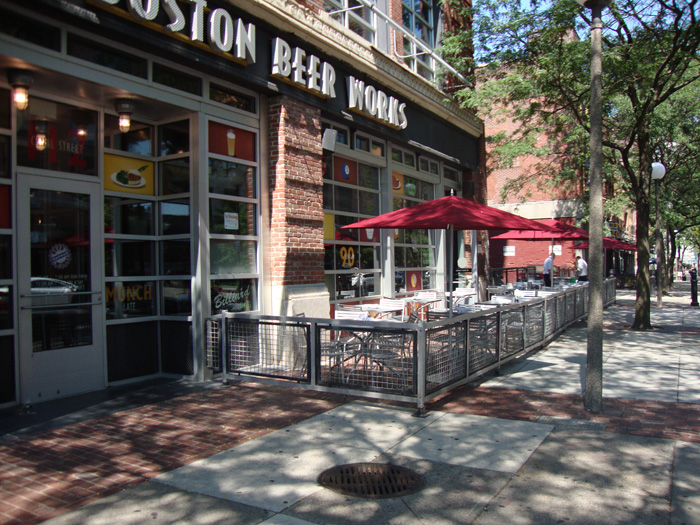 Pubs and Restaurants North Station Boston Beer Works